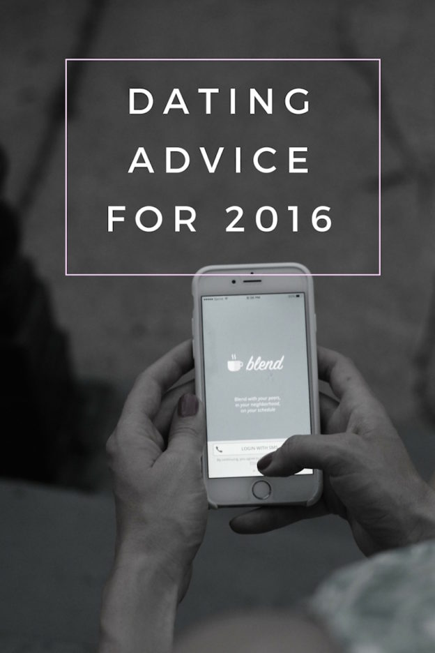 Blend dating app - dating advice for 2016