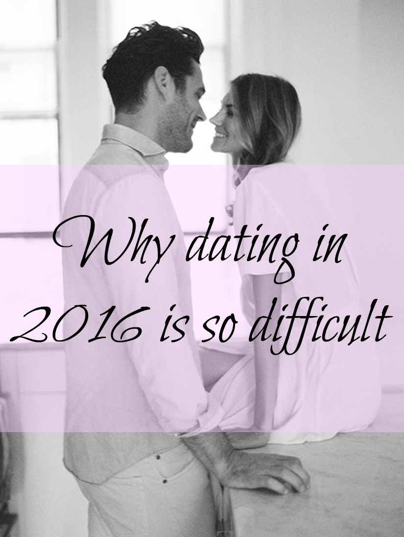 Why Dating in 2016 is so difficult - Caught Kissing on The Kissing Booth Blog