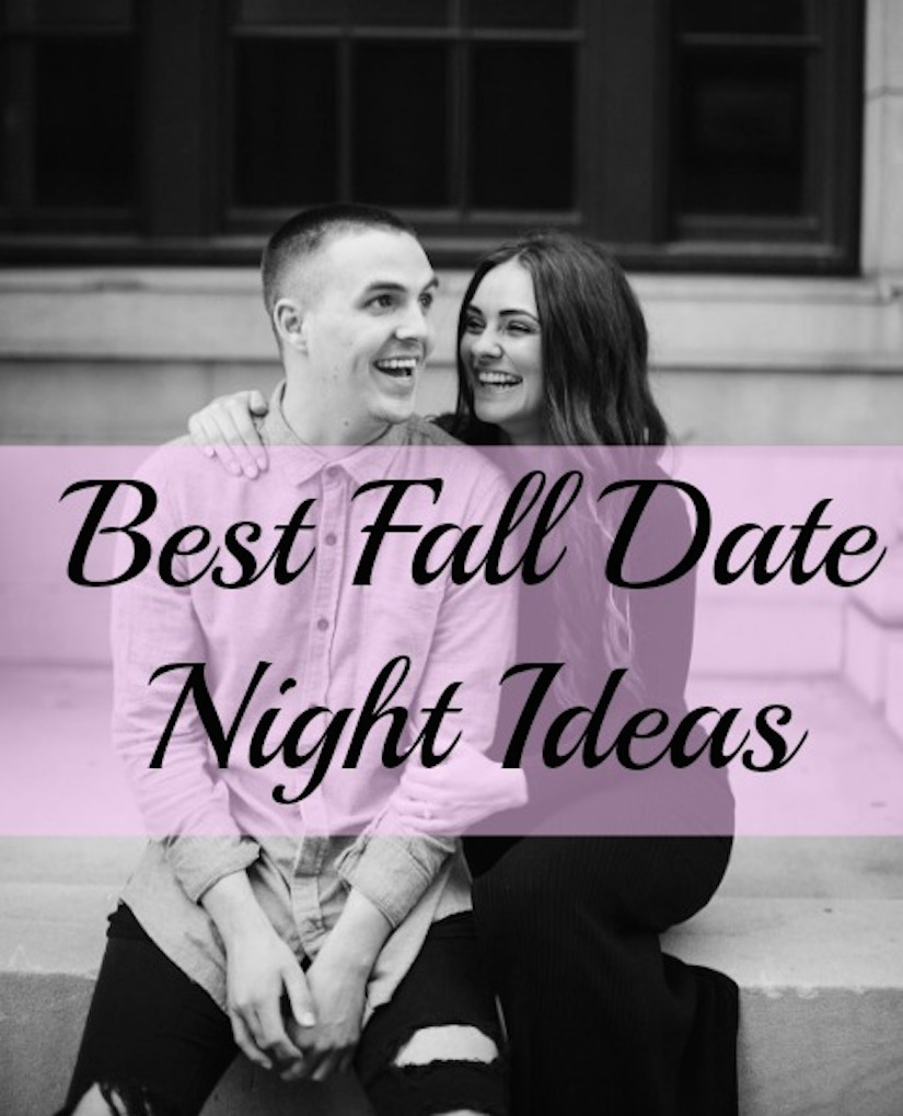 The Kissing Booth Blog - Best Fall Date Night ideas